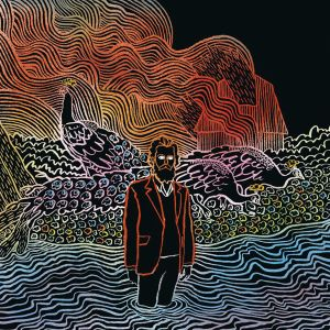 IRON & WINE - Kiss Each Other Clean LP 4AD