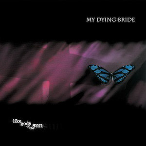 MY DYING BRIDE - Like gods of the sun 2-LP Peaceville UUSI
