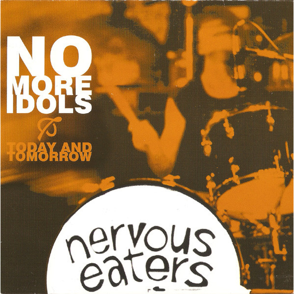 NERVOUS EATERS - No More Idols 7-INCH Pennimann EX-/EX