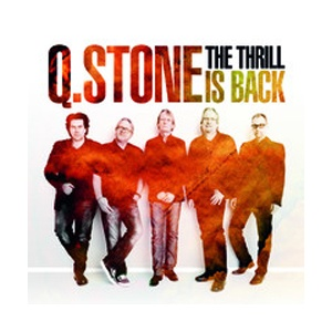 Q.STONE - The Thrill Is Back