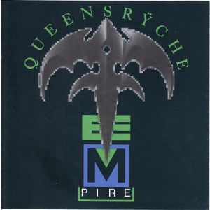 QUEENSRYCHE - Empire REMASTERED+BONUS