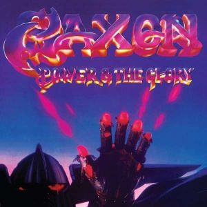 SAXON - Power and the glory CD MEDIABOOK EDITION