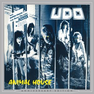 U.D.O. -  Animal house CD ANNIVERSARY EDITION