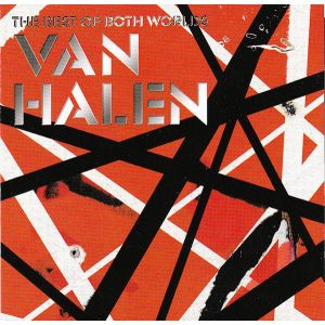 VAN HALEN - Best of both worlds 2CD