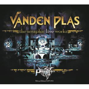 VANDEN PLAS - The Seraphic Live Works CD+DVD