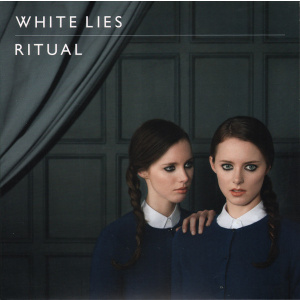 WHITE LIES - Ritual LP Fiction UUSI M/M