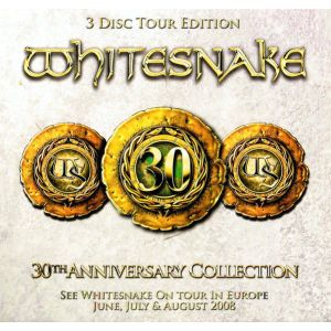 WHITESNAKE - 30th Anniversary Collection 3CD