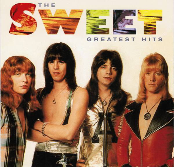 Sweet Greatest Hits Cd Swamp Music Record Store