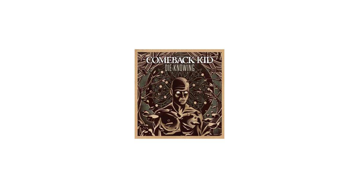 280cba650 COMEBACK KID - Die Knowing LP Victory Records | Sslsw Test Shop