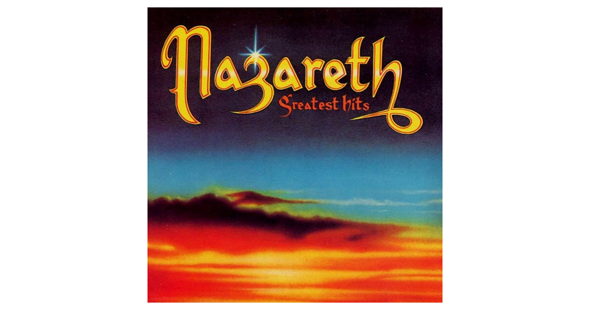 NAZARETH - Greatest hits CD | Swamp Music Record Store