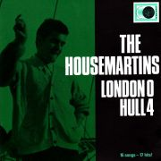 HOUSEMARTINS - London 0 Hull 4 CD