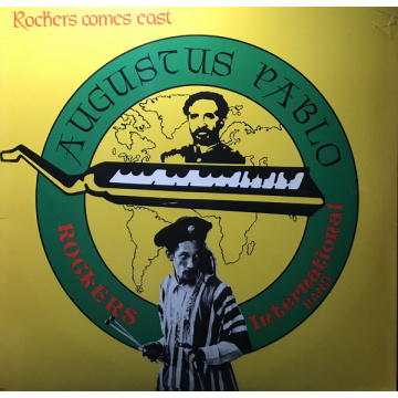 AUGUSTUS PABLO - Rockers Come East LP UUSI Greensleeves Records