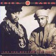 ERIC B & RAKIM - Let rhythm hit em CD