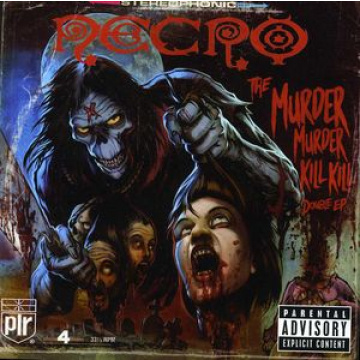 NECRO - Murder Murder Kill Kil CD