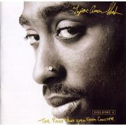 2 PAC - The Rose That Grew From Concrete CD