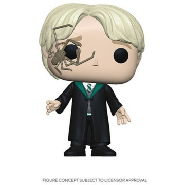 FUNKO POP! HARRY Potter: Malfoy w/ Whip Spider
