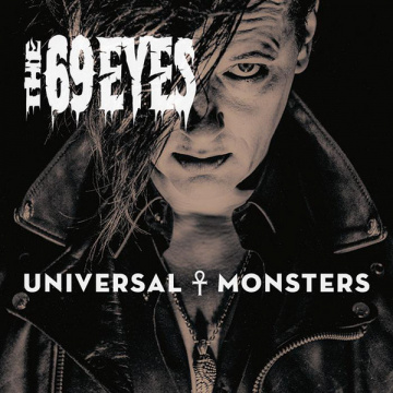 69 EYES - Universal Monsters LP NB UUSI