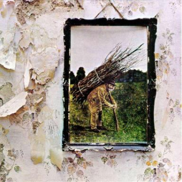 LED ZEPPELIN - IV REMASTERED LP Atlantic