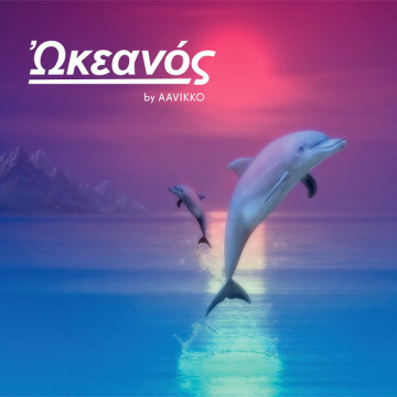 AAVIKKO - Okeanos LP Full Contact BLACK M/M