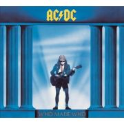 AC/DC - Who Made Who LP Sony Columbia UUSI