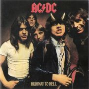 AC/DC - Highway To Hell LP Sony Columbia UUSI