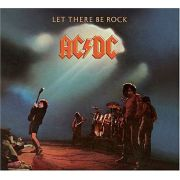 AC/DC - Let There Be Rock LP Sony UUSI