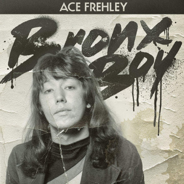 "ACE FREHLEY - Bronx Boy 12"" EP Entertainment One Limited Edition Numbered"