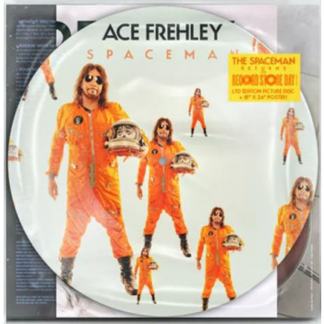 ACE FREHLEY - Spaceman PIC-LP RSD 2019 release