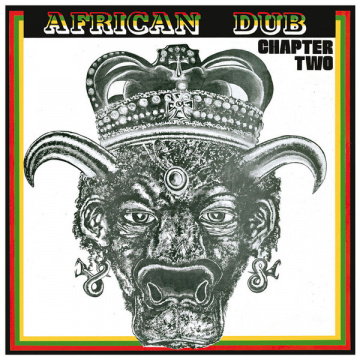 JOE GIBBS & THE PROFESSIONALS - African Dub (Chapter Two) LP VP Records