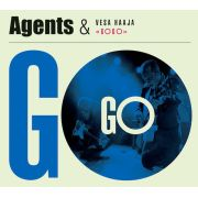 AGENTS & VESA HAAJA - Go go CD