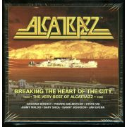 ALCATRAZZ - Breaking the Heart of the City  .. the City - Very Best of Alcatrazz 1983 - 1986 3CD