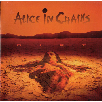 ALICE IN CHAINS - Dirt =Remastered= 180gr LP Music on Vinyl