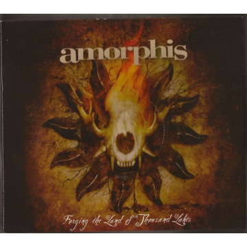 AMORPHIS - Forging The Land Of Thousand Lakes 2DVD+2CD