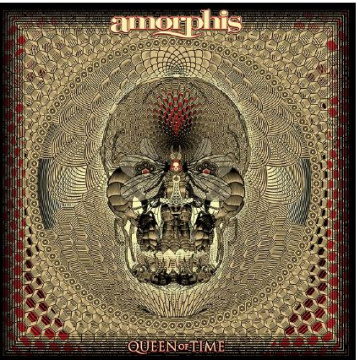AMORPHIS - Queen of time 2LP
