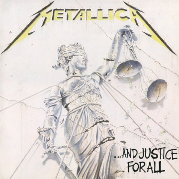METALLICA - …And Justice For All (Remastered) 2LP