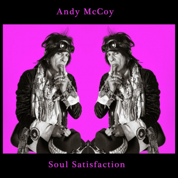 McCOY ANDY - Soul satisfaction MCD