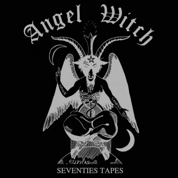 ANGEL WITCH - Seventies Tapes LP UUSI Bad Omen