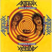 ANTHRAX - State of euphoria 2CD 30TH ANNIVERSARY EDITION