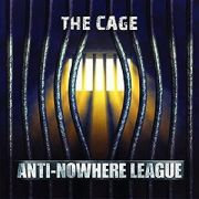 ANTI-NOWHERE LEAGUE - The Cage CD
