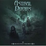 ASTRAL DOORS - Black Eyed Children CD