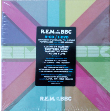 R.E.M. - R.E.M At the Bbc 8CD + DVD BOX SET