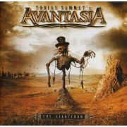 AVANTASIA - Scarecrow LTD CD+DVD DIGI