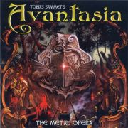 AVANTASIA (TOBIAS SAMMET) - Metal opera part 1 CD