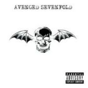 AVENGED SEVENFOLD - Avenged Sevenfold CD