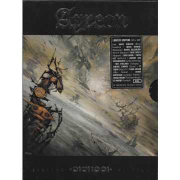 AYREON - 01011001 2CD+DVD DELUXE