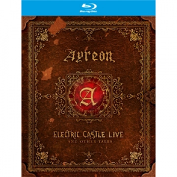 AYREON - Electric Castle Live and Other Tales Blu-ray