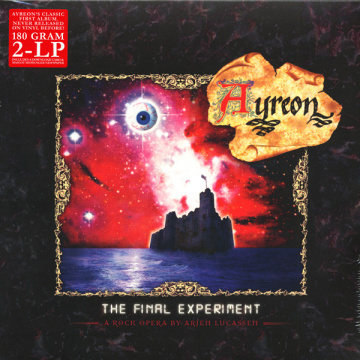 AYREON - The Final Experiment 2-LP Mascot UUSI
