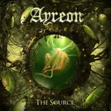 AYREON - The Source 4CD EARBOOK