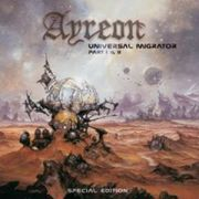 AYREON - Universal migrator part I & II  2CD