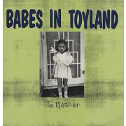 BABES IN TOYLAND - To mother LP Southern insert EX-/VG+